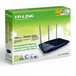 Маршрутизатор TP-Link TL-WR1045ND Gigabit Wireless Router, 4-ports