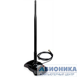 Антенна TP-Link TL-ANT2408C 2.4GHz 8dBi Indoor Omni-directional Desktop Antenna, Cable length=1.3m