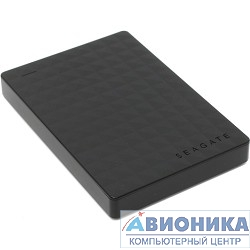 "Внешний жесткий диск 2.5"" Seagate Portable HDD 500Gb Expansion STEA500400 {USB 3.0, 2.5"", black}"