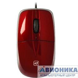 Мышь Defender MS-940 Red USB {3 кнопки,1200dpi} [52941]