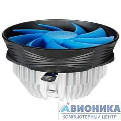 Вентилятор Cooler Deepcool GAMMA ARCHER Soc-1150/1155/1156/AM2+/AM3+/FM1/FM2 3pin 21dB Al 95W 301g clamp