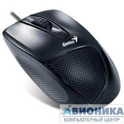 Мышь Genius DX-150, оптическая, 1200 dpi, 3 кнопки, USB, black, Color box