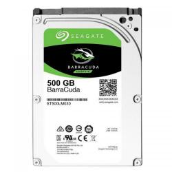 "Жесткий диск 2.5"" 500Gb Seagate Mobile Barracuda Guardian (ST500LM030) {SATA 6.0Gb/s, 5400 rpm, 128 mb}"