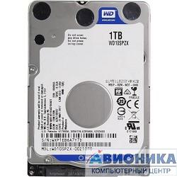 "Жесткий диск 2.5"" 1TB WD Blue (WD10SPZX) {SATA 6Gb/s, 5400 rpm, 128Mb buffer}"